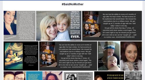 Said No Mother