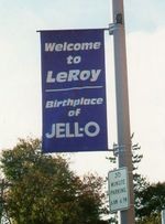 Leroy welcome