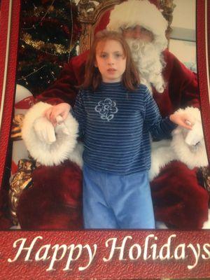 Meg Santa