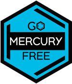 Go mercury free