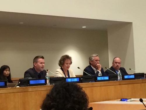 Trace Amounts UN Panel