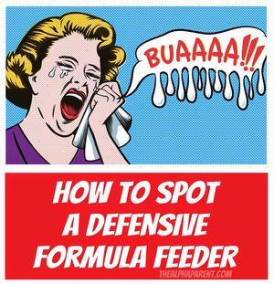 Formula feeder