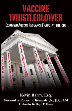 Vaccine Whistleblower Skyhorse Publishing
