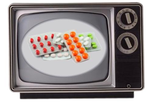 TV pills
