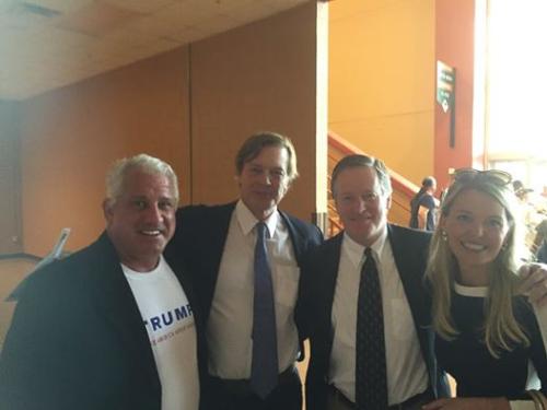 Dr. Gary, Andy, Jen, Mark