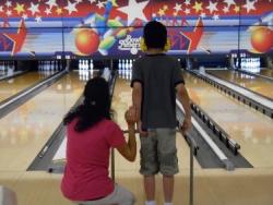 Ronan bowling 2