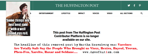 HuffPo REMOVAL with sentence