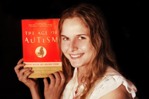 Natalie and The Age of Autism Book