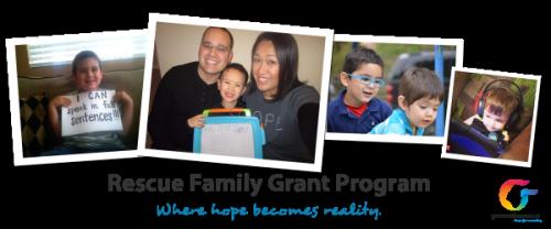GR Rescue Grant