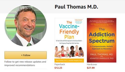 Dr paul thomas books
