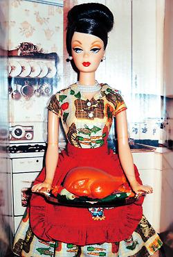 Barbie Thanksgiving