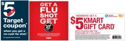 Flu shot target