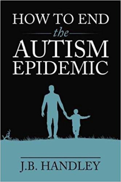 How to end the autism epidemic cover