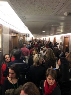Hearing Hallway March 2019