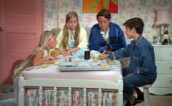 Brady Bunch measles