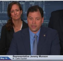 Rep. Jeremy Munson MN 5-14-2019