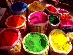 Holi+Food+Colours