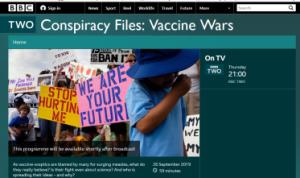 BBC vax wars 2