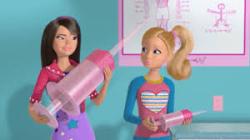 Barbie needles