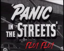 Flu panic