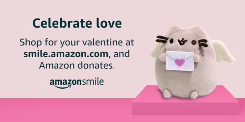 Amazon smile Twitter