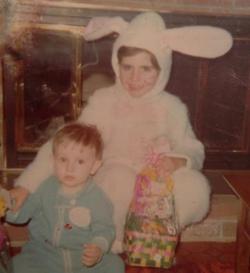 Kim Easter bunny 71