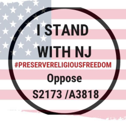 I stand with New Jersey