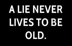 Lie lives