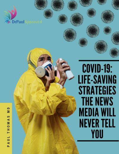 Dr Paul Covid Book