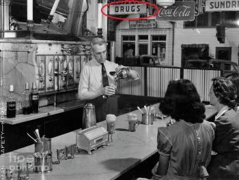 Soda Jerk Druggist