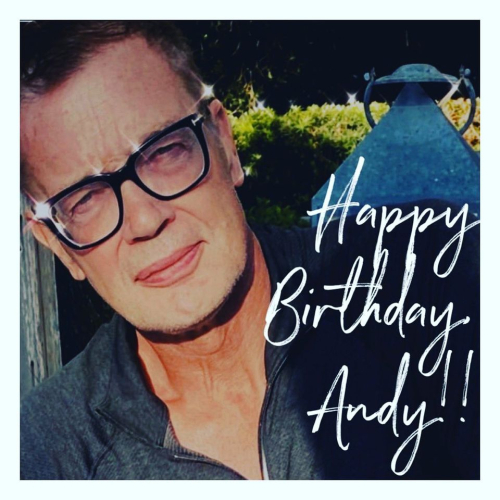 Andy Wakefield Birthday