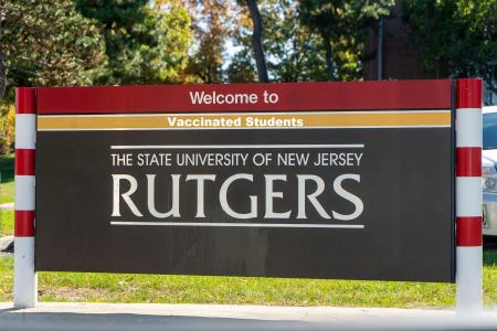 Rutgers welcome