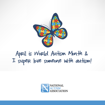 Naa autism month