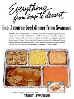 Swanson dinner