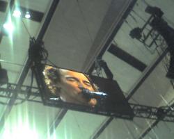 Bruce video screen blog