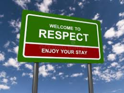 Respect welcome