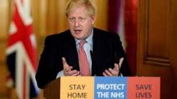 Boris Johnson COVID