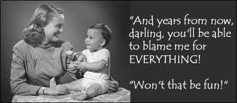 Blame parents