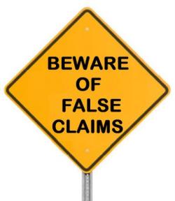 FALSE-CLAIMS