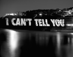 I can't tell you