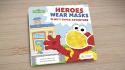 Elmo mask